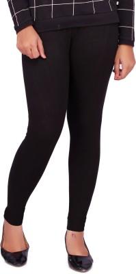 S Vaga Women's Black Leggings
