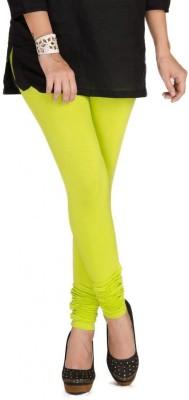 Caddo Women's Light Green Leggings