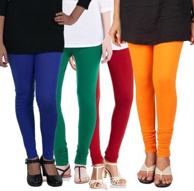 AS FASHION Women's Multicolor Leggings