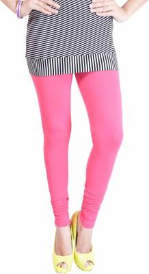 The Pajama Factory Women's Pink Leggings