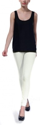 Boosah Women's White Leggings