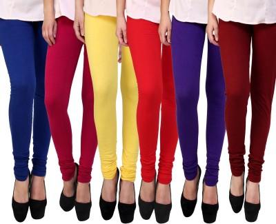 EHiose Girls Multicolor Leggings