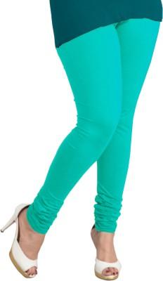 I-Diva Women's Light Blue Leggings