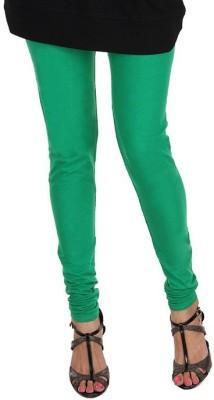Trendyfy Women's Green Leggings