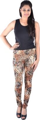 Fora Fashion Women's Brown, Black Leggings