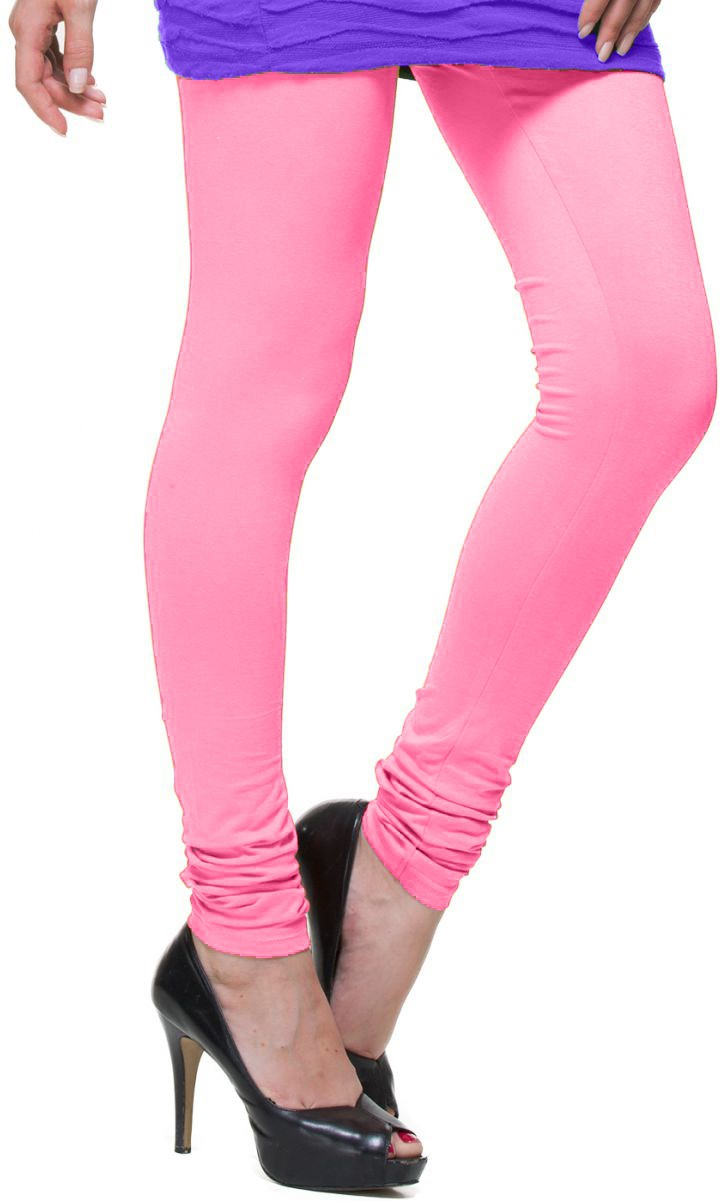 Panno Womens Pink Leggings