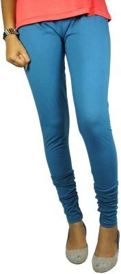 Bluedge Women's Blue Leggings