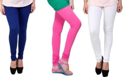 Lienz Women's Blue, Pink, White Leggings