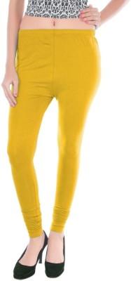 ENNA Women's Yellow Leggings