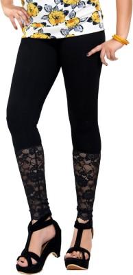 By The Way Women's Black Leggings