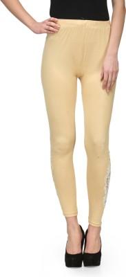 Vinnis Women's Beige Leggings