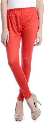 Samridhi Women's Red Leggings