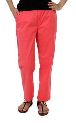 Irene Women's Orange Treggings