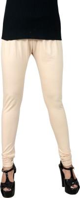 JSA Women's Beige Leggings