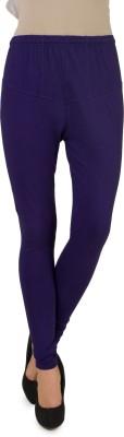 One Femme Women's Purple Leggings