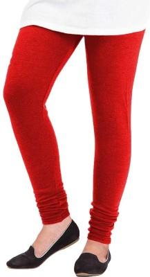 Barkha Fashion Women's Red Leggings
