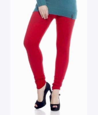 Prmesabh Women's Red Leggings