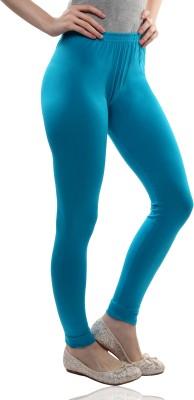 Miss Chase Women's Blue Leggings