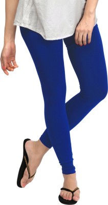 Scorpio Fashions Women's Blue Leggings
