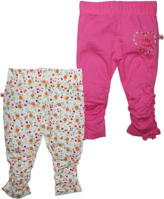 FS Mini Klub Baby Girl's Pink Leggings