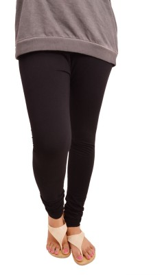 Leggings World Women,s Black Leggings