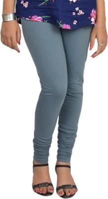HAPPYSHOPP Women's Grey Leggings