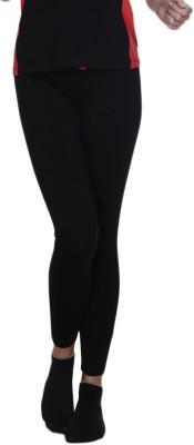 Meiro Women's Black Leggings