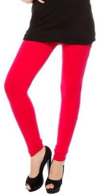 Bembee Women's Red Leggings