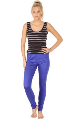SLS Women's Blue Leggings