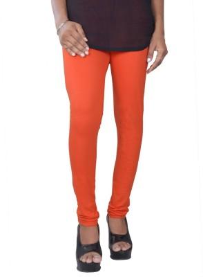 Tyro Women's Orange Leggings