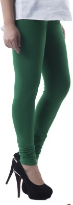 Prashil Women's Green Leggings