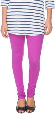 Barkha fashion Women's Purple Leggings