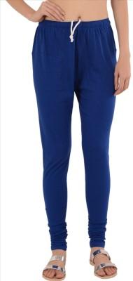 Skirts & Scarves Women's Blue Leggings