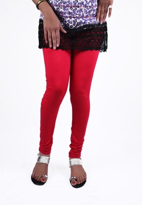 4WAYS Women's Red Leggings