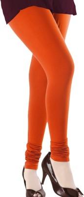 SSD Women's Orange Leggings