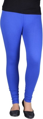Desi Fusion Women's Blue Leggings