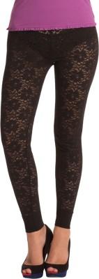 PrettySecrets Women's Black Leggings