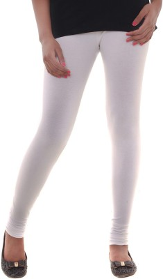 Descript Women,s White Leggings