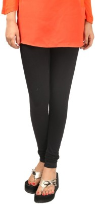 HAPPYSHOPP Women's Black Leggings