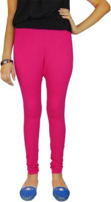 B VOS Girl's Pink Leggings