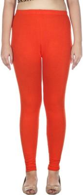Sakshii Women's Orange Leggings
