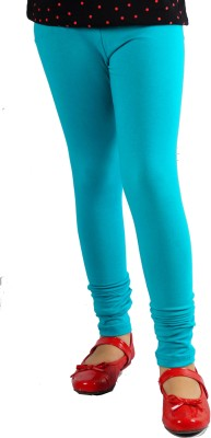 Naughty Ninos Girl's Green Leggings