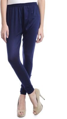 Samridhi Women's Dark Blue Leggings
