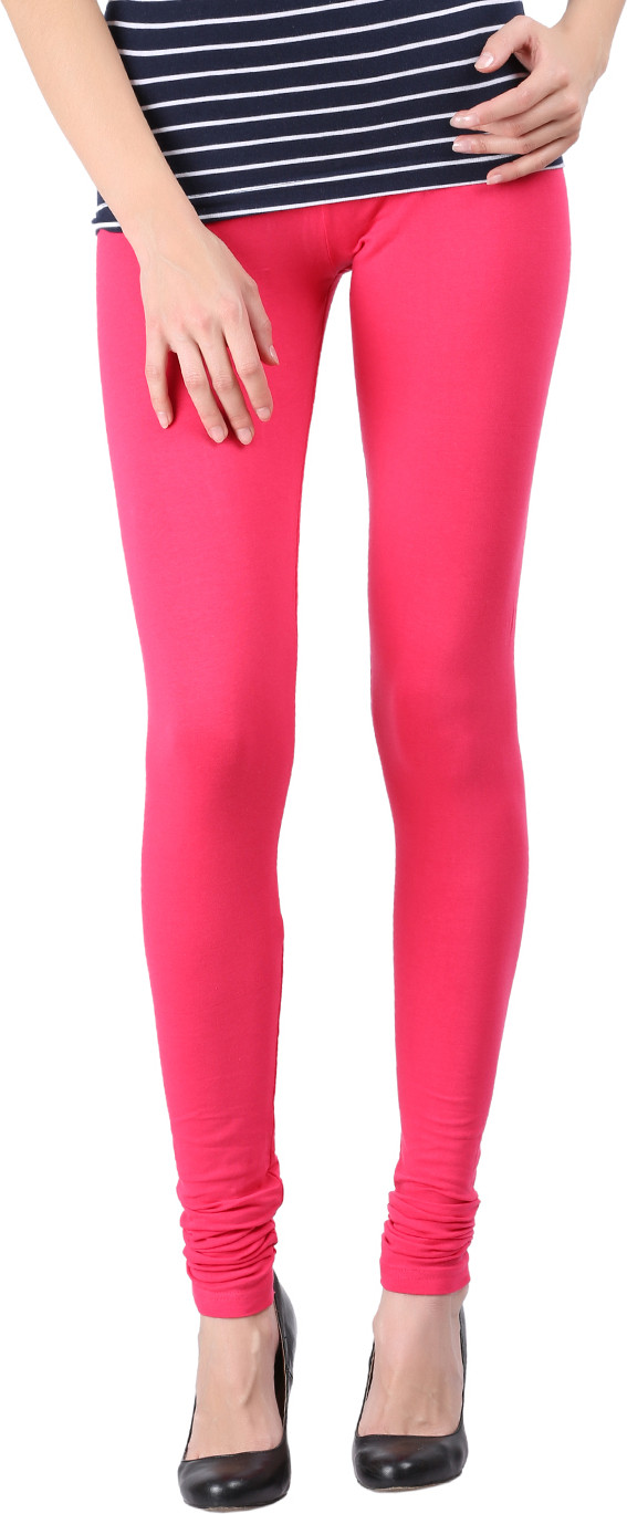 Black Milan Womens Pink Leggings