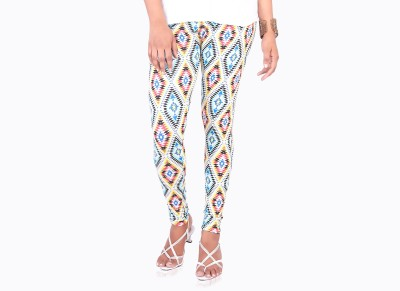 Karney Women's Multicolor Leggings
