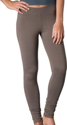 AS FASHION Women's Brown, White, Maroon Leggings