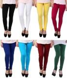 NewYorks Fashions Women's Multicolor Leg...