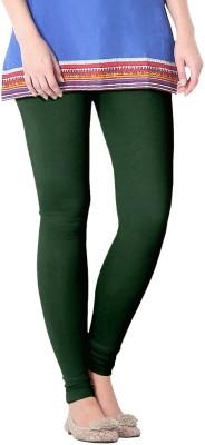 JEPP Women's Green Leggings