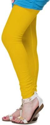 FRONEX INDIA Women's Yellow Leggings