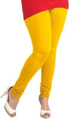 VP Vill Parko Women's Yellow Leggings